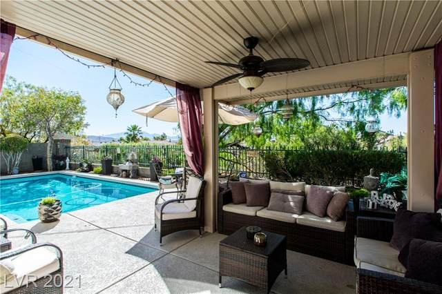 3158 Dusty Moon Avenue, Henderson, NV 89052 (MLS #2303210) :: Signature Real Estate Group