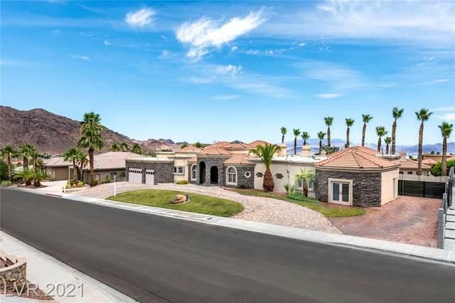 210 Red Rock Road, Boulder City, NV 89005 (MLS #2303228) :: Custom Fit Real Estate Group