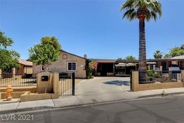 4789 Fairfax Avenue, Las Vegas, NV 89120 (MLS #2303426) :: Jack Greenberg Group