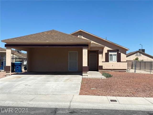 2628 West Street, North Las Vegas, NV 89032 (MLS #2303664) :: Lindstrom Radcliffe Group
