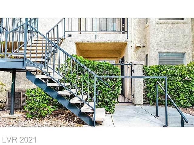 3602 Gaylord Drive #154, Las Vegas, NV 89103 (MLS #2303687) :: Galindo Group Real Estate