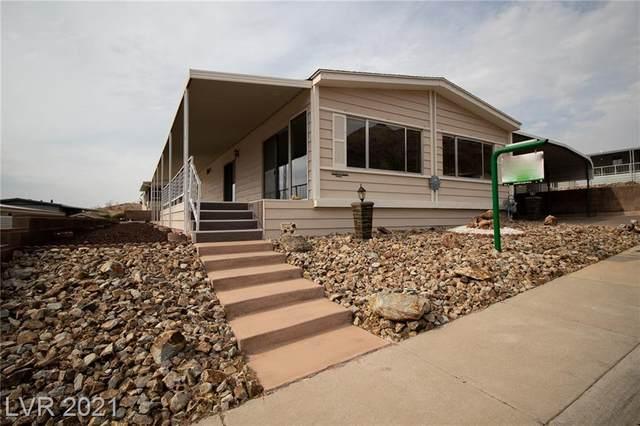 641 Mount Bona Way, Boulder City, NV 89005 (MLS #2303727) :: Signature Real Estate Group