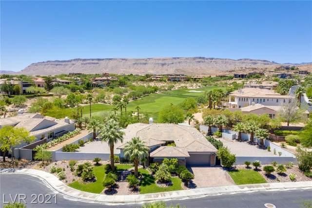3405 Turtle Head Peak Drive, Las Vegas, NV 89135 (MLS #2303850) :: Jeffrey Sabel