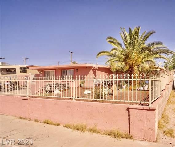 5224 Blanton Drive, Las Vegas, NV 89122 (MLS #2303875) :: Jeffrey Sabel