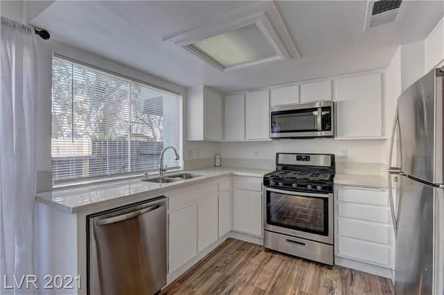 1463 Santa Anita Drive B, Las Vegas, NV 89119 (MLS #2303993) :: Signature Real Estate Group