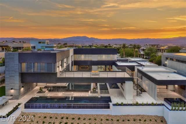 2787 La Bella Court, Henderson, NV 89052 (MLS #2304022) :: Signature Real Estate Group
