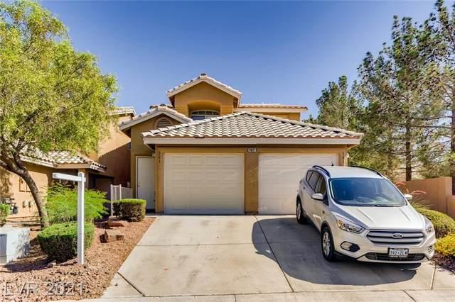 8021 Cimarron Ridge Drive #201, Las Vegas, NV 89128 (MLS #2304034) :: The Chris Binney Group | eXp Realty