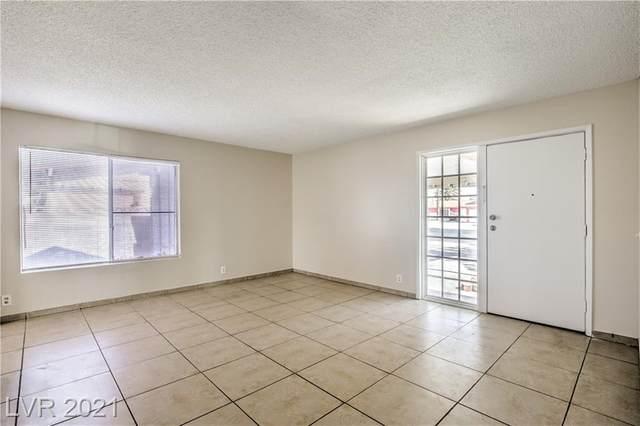 1163 E Hacienda Avenue, Las Vegas, NV 89119 (MLS #2304151) :: The Perna Group