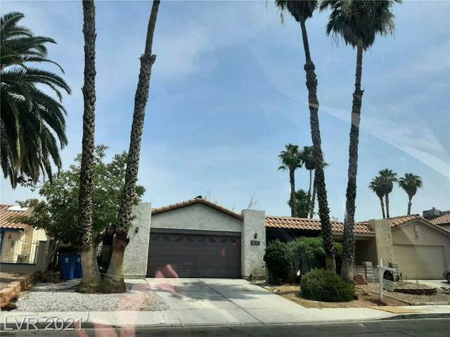 2604 Lourdes Avenue, Las Vegas, NV 89102 (MLS #2304222) :: ERA Brokers Consolidated / Sherman Group