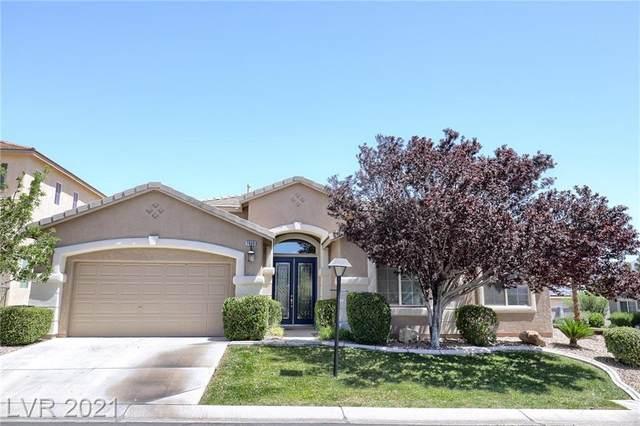 7800 Brookfield Cove Avenue, Las Vegas, NV 89131 (MLS #2304260) :: The Chris Binney Group   eXp Realty