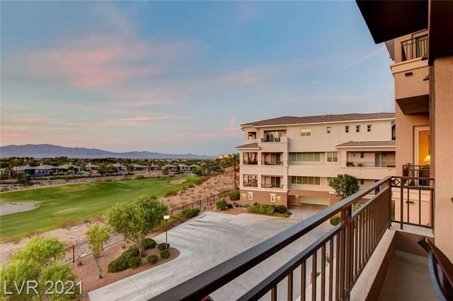 9224 Tesoras Drive #302, Las Vegas, NV 89144 (MLS #2304419) :: DT Real Estate