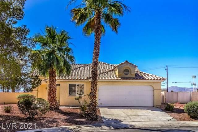 4880 Lames Drive, Las Vegas, NV 89122 (MLS #2304554) :: Lindstrom Radcliffe Group