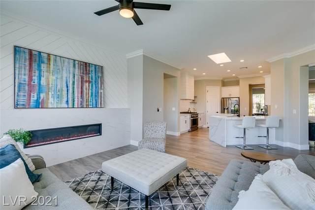 10395 Sofferto Avenue, Las Vegas, NV 89135 (MLS #2304705) :: Galindo Group Real Estate