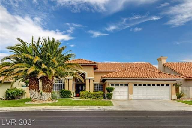 1504 Castle Crest Drive, Las Vegas, NV 89117 (MLS #2304748) :: Signature Real Estate Group
