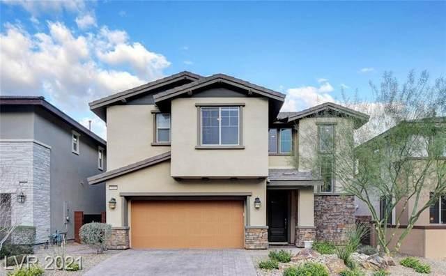 5880 Windy Sky Pass, Las Vegas, NV 89135 (MLS #2304752) :: Custom Fit Real Estate Group