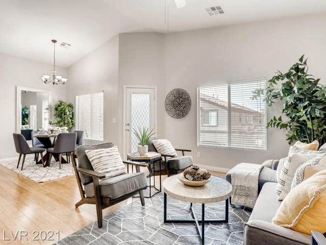 6345 Dan Blocker Avenue #101, Henderson, NV 89011 (MLS #2304772) :: Hebert Group   Realty One Group