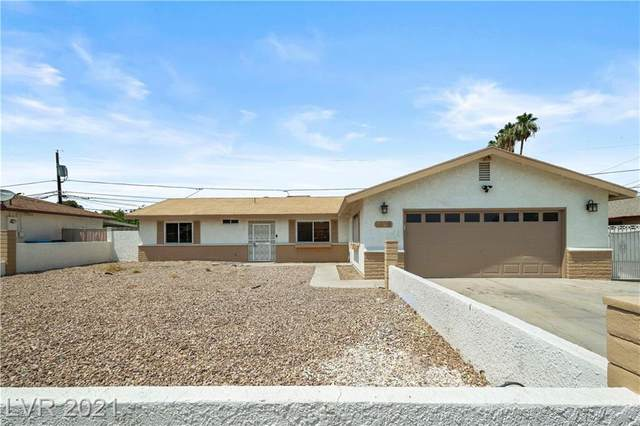 4878 E Wyoming Avenue, Las Vegas, NV 89104 (MLS #2304820) :: Galindo Group Real Estate