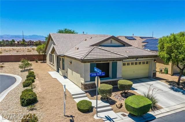5905 Saratoga Reserve Street, North Las Vegas, NV 89081 (MLS #2304828) :: DT Real Estate