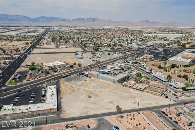 3144 Las Vegas Boulevard, Las Vegas, NV 89115 (MLS #2304910) :: Lindstrom Radcliffe Group