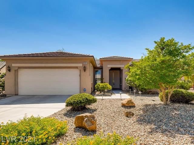 5201 Vedra Court, Las Vegas, NV 89135 (MLS #2305071) :: Galindo Group Real Estate