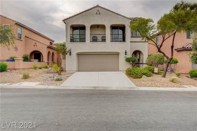 11904 Alava Avenue, Las Vegas, NV 89138 (MLS #2305193) :: Vestuto Realty Group