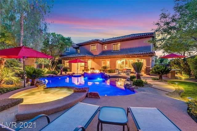 2712 Marie Antoinette Street, Henderson, NV 89044 (MLS #2305728) :: The Chris Binney Group | eXp Realty