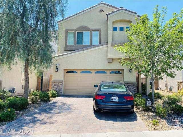 1101 Jesse Harbor Avenue, Henderson, NV 89014 (MLS #2305878) :: Custom Fit Real Estate Group