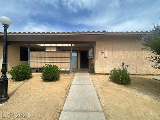 259 N Lamb Boulevard C, Las Vegas, NV 89110 (MLS #2306173) :: Lindstrom Radcliffe Group