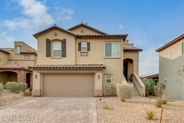 7790 Minas Ridge Drive, Las Vegas, NV 89178 (MLS #2306343) :: Signature Real Estate Group