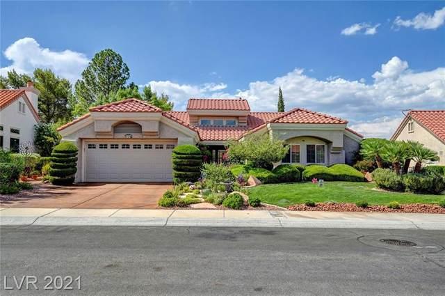 8508 Stan Crest Drive, Las Vegas, NV 89134 (MLS #2306514) :: ERA Brokers Consolidated / Sherman Group