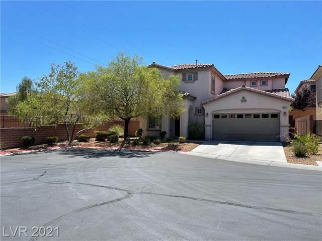 9891 Serona Heights Court, Las Vegas, NV 89178 (MLS #2306607) :: Custom Fit Real Estate Group
