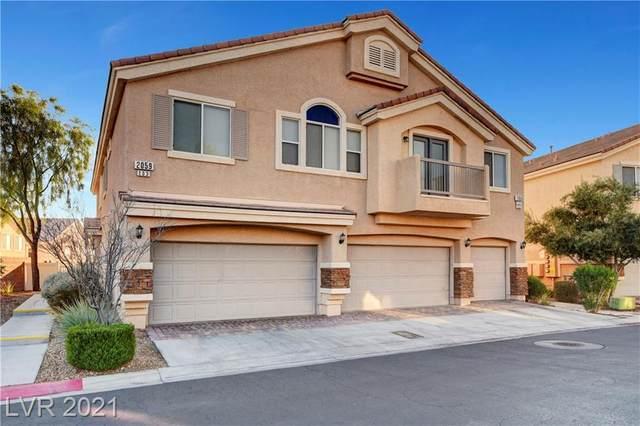 2059 Arivada Ferry Court #103, Las Vegas, NV 89156 (MLS #2306641) :: Signature Real Estate Group