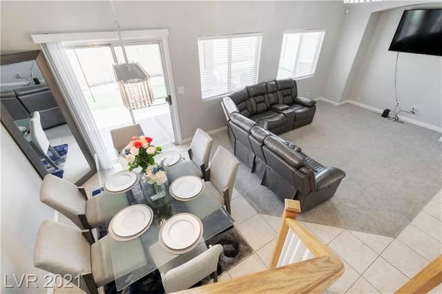 1082 Elation Lane #2, Henderson, NV 89002 (MLS #2306676) :: DT Real Estate