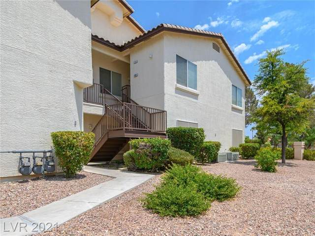 4800 Black Bear Road #104, Las Vegas, NV 89149 (MLS #2306780) :: Kypreos Team