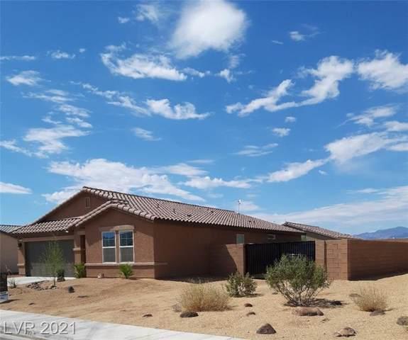 3794 E Garfield Drive, Pahrump, NV 89061 (MLS #2307006) :: DT Real Estate