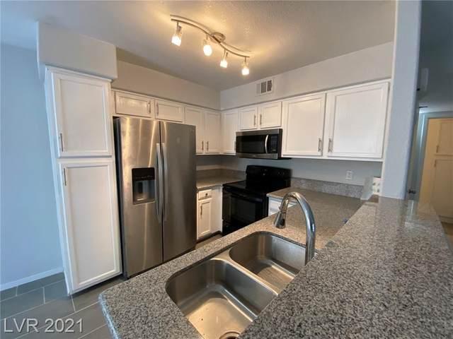 3160 Tarpon Drive #104, Las Vegas, NV 89120 (MLS #2307220) :: DT Real Estate