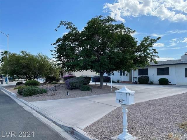 948 Apache Lane, Las Vegas, NV 89110 (MLS #2307392) :: Lindstrom Radcliffe Group