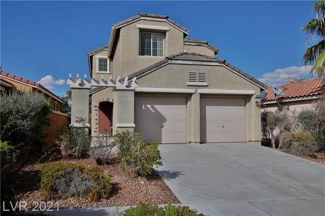 10250 Chigoza Pine Avenue, Las Vegas, NV 89135 (MLS #2307409) :: Alexander-Branson Team | Realty One Group