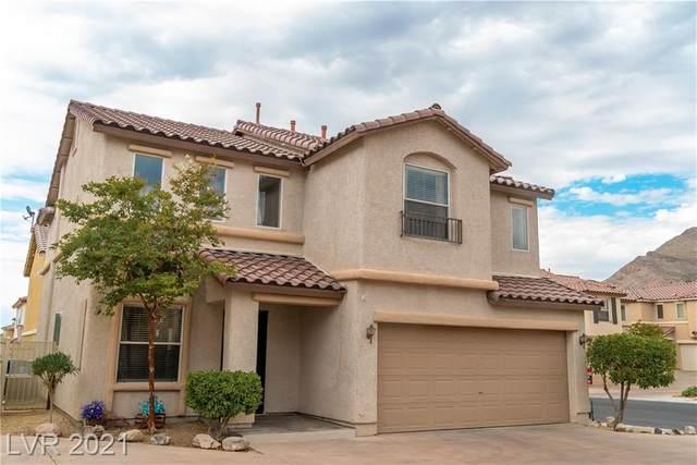 3934 Philomena Street, Las Vegas, NV 89129 (MLS #2307456) :: Lindstrom Radcliffe Group