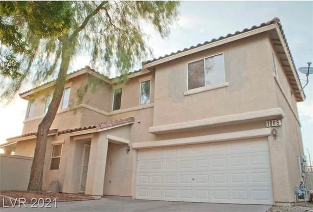 1068 Valetta Flat Avenue, Las Vegas, NV 89183 (MLS #2307533) :: Lindstrom Radcliffe Group