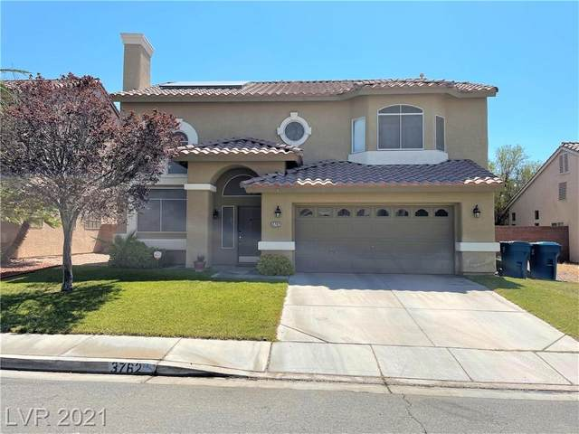 3762 Wild Lily Court, Las Vegas, NV 89147 (MLS #2307546) :: Signature Real Estate Group