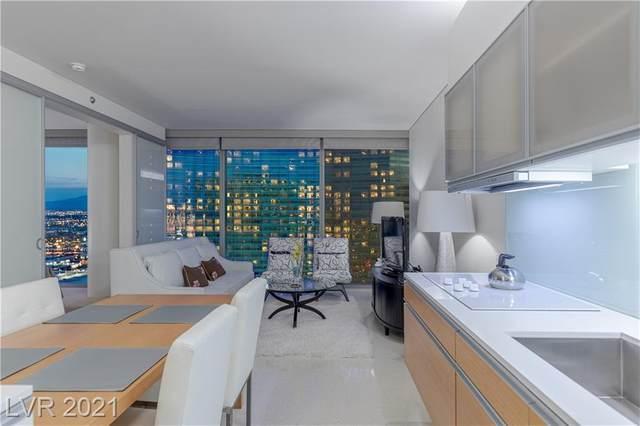 3726 Las Vegas Boulevard #2902, Las Vegas, NV 89158 (MLS #2307621) :: DT Real Estate