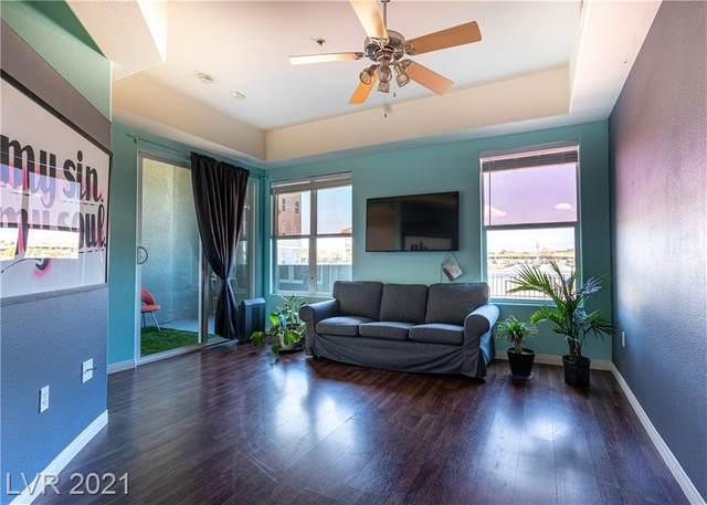 38 E Serene Avenue #116, Las Vegas, NV 89123 (MLS #2307675) :: Custom Fit Real Estate Group