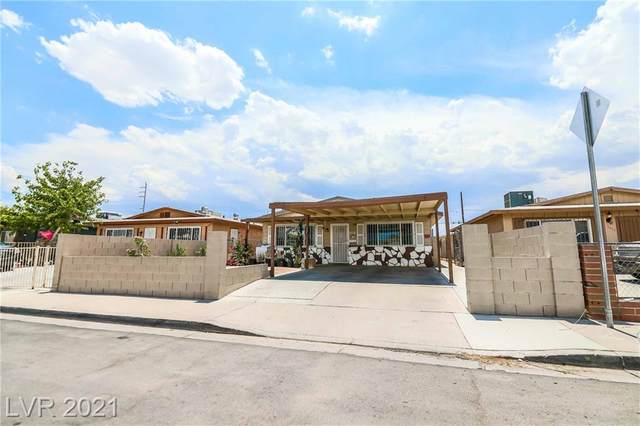 1001 Blankenship Avenue, Las Vegas, NV 89106 (MLS #2307862) :: Lindstrom Radcliffe Group