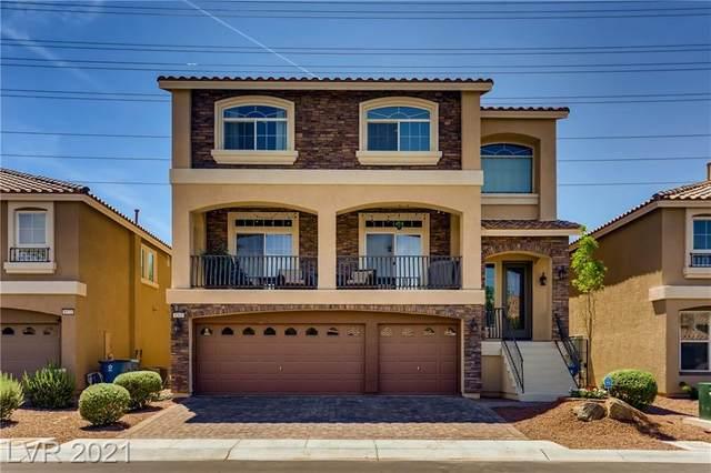 8565 Silver Coast Street, Las Vegas, NV 89139 (MLS #2308333) :: Keller Williams Realty
