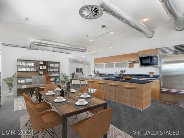 200 Hoover Avenue #909, Las Vegas, NV 89101 (MLS #2308442) :: Keller Williams Realty