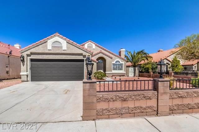 3911 Rose Canyon Drive, North Las Vegas, NV 89032 (MLS #2308542) :: The Perna Group