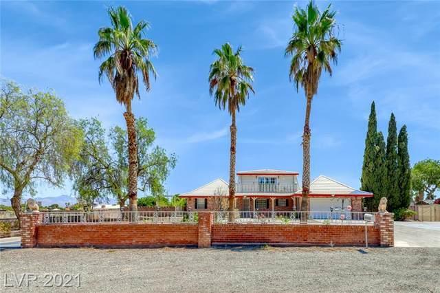 4065 W Maulding Avenue, Las Vegas, NV 89139 (MLS #2308784) :: Signature Real Estate Group