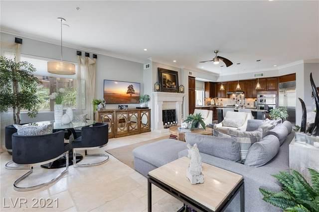 30 Via Mantova #202, Henderson, NV 89011 (MLS #2309101) :: Signature Real Estate Group