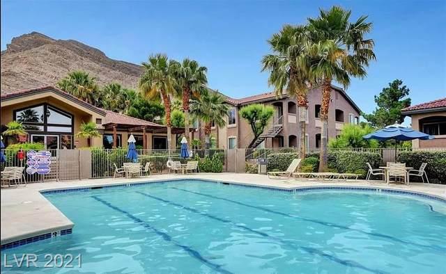 3545 Cactus Shadow Street #203, Las Vegas, NV 89129 (MLS #2309245) :: Custom Fit Real Estate Group